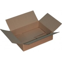 Коробка картонная 380 х 285 х 95 мм