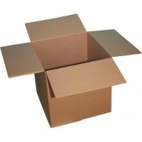 Коробка картонная 500 х 500 х 500 мм