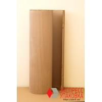 Гофрокартон двухслойный, 1 м х 1.05 м