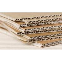 Картонный лист 1200 х 1050 мм (КГ4), бурый