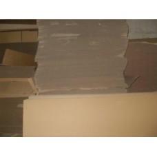 Картонный лист 1200 х 800 мм (Т-22), бурый