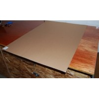 Картонный лист 1700 х 700 мм (Т-24), бурый
