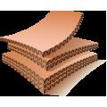 Картон гофрированный в листах