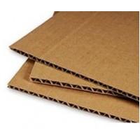 Картонный лист Т-24, 1.19 м х 0.99 м, с отверстиями