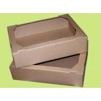 Лоток картонный 276 х 138 х 40 мм