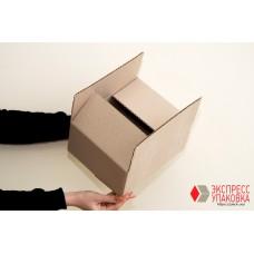 Коробка картонная 170 х 130 х 100 мм