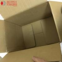 Коробка картонная 380 * 190 * 130 мм