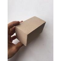 Коробка картонная 105 х 60 х 60 мм, самосборная