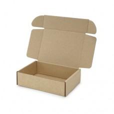 Коробка картонная 80 х 60 х 15 мм, самосборная