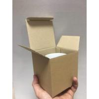 Коробка картонная 110 х 110 х 110 мм, самосборная