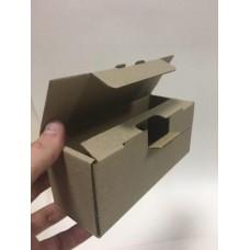 Коробка картонная 155 х 60 х 65 мм, самосборная