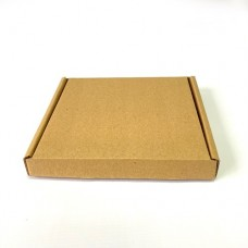 Коробка картонная 160 х 160 х 20 мм, самосборная