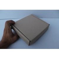 Коробка картонная 160 х 160 х 35 мм, самосборная