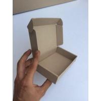 Коробка картонная 160 х 140 х 60 мм, самосборная