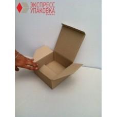 Коробка картонная 200 х 195 х 95 мм, самосборная