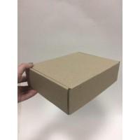 Коробка картонная 190 х 155 х 90 мм, самосборная