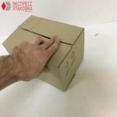 Коробка картонная 180 х 175 х 110 мм