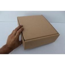 Коробка картонная 222 х 240 х 82 мм, самосборная