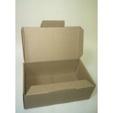 Коробка картонная 230 х 135 х 85 мм, самосборная