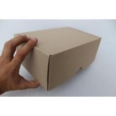 Коробка картонная 227 х 134 х 83 мм, самосборная