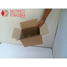 Коробка картонная 240 х 210 х 80 мм