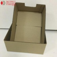 Коробка картонная 240 х 310 х 135 мм, крышка+дно