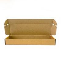 Коробка картонная 250 х 70 х 30 мм, самосборная