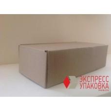Коробка картонная 255 х 125 х 70 мм, самосборная
