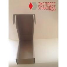 Коробка картонная 230 * 80 * 50 мм, самосборная