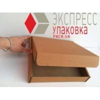 Коробка картонная 265 х 265 х 30 мм, самосборная