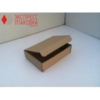 Коробка картонная 270 х 195 х 70 мм, самосборная