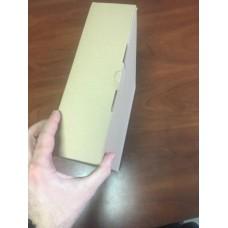 Коробка картонная 365 х 80 х 350 мм, самосборная