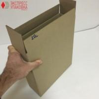 Коробка картонная 270 * 85 * 320 мм