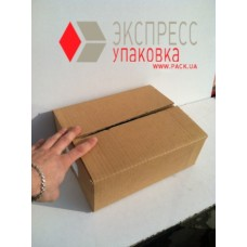 Коробка картонная 290 х 230 х 80 мм
