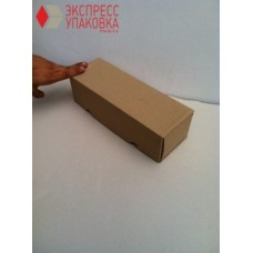 Коробка картонная 300 х 105 х 85 мм, самосборная