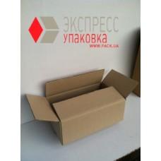 Коробка картонная 390 х 255 х 150 мм