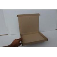 Коробка картонная 300 х 250 х 30 мм, самосборная