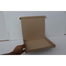 Коробка картонная 300 * 250 * 30 мм, самосборная
