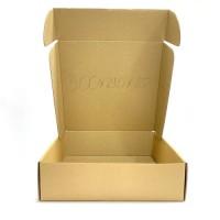 Коробка картонная 290 х 290 х 115 мм, самосборная