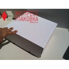 Коробка картонная 301 х 301 х 128 мм, самосборная