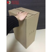Коробка картонная 310 * 210 * 550 мм