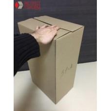 Коробка картонная 310 х 210 х 550 мм