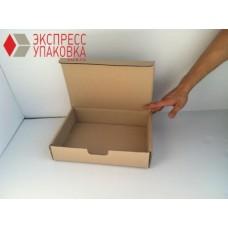 Коробка картонная 310 х 235 х 70 мм, самосборная