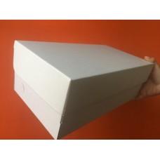 Коробка картонная 320 х 185 х 120 мм, самосборная