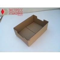 Коробка картонная 325 * 225 * 115 мм, крышка+дно