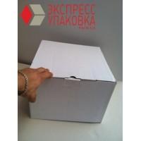 Коробка картонная 330 х 330 х 245 мм, самосборная