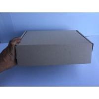Коробка картонная 390 х 290 х 85 мм, самосборная