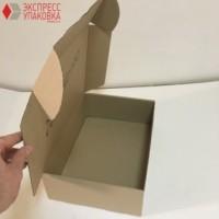 Коробка картонная 150 х 115 х 80 мм, самосборная