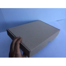 Коробка картонная 380 х 165 х 45 мм, самосборная