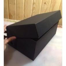 Коробка картонная 336 * 198 * 122 мм, самосборная